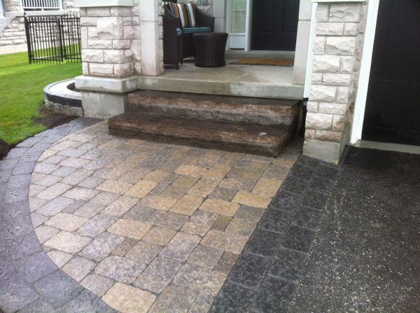 Collingwood Front Walkway