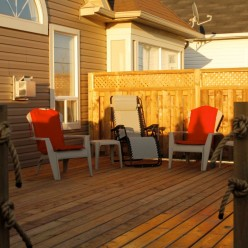Deck Collingwood
